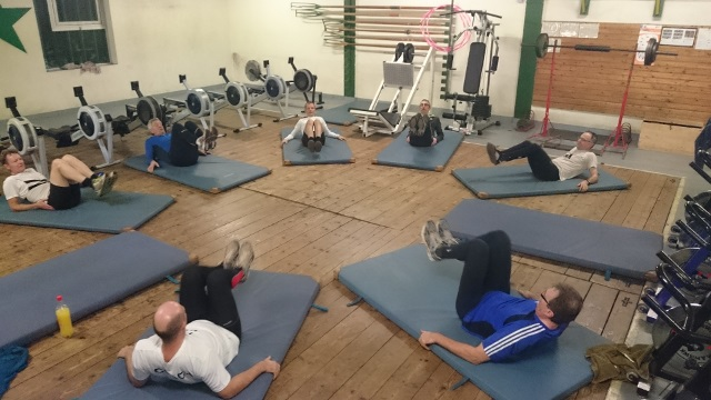 Breitensport Wintertraining